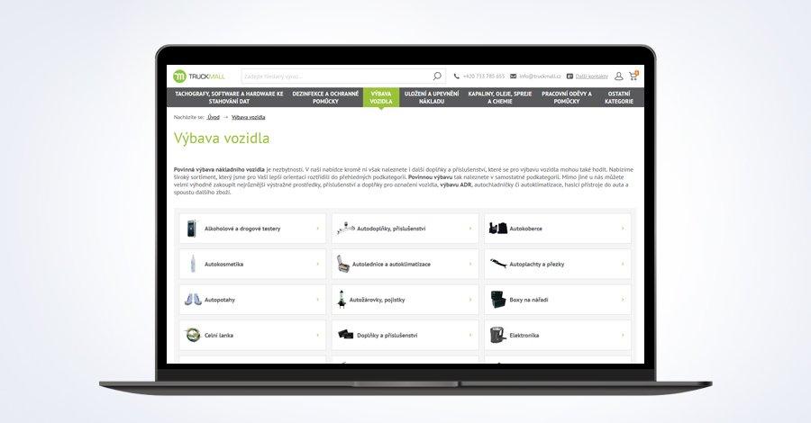 Navštivte náš e-shop Truckmall.cz